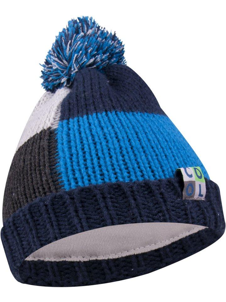 zimní chlapecká čepice 181 vel.44-46 tmavá modrá 86c903e310