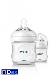 Avent láhev 125 ml  NATURAL