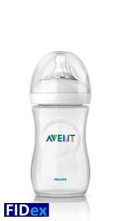Avent láhev 260 ml  NATURAL